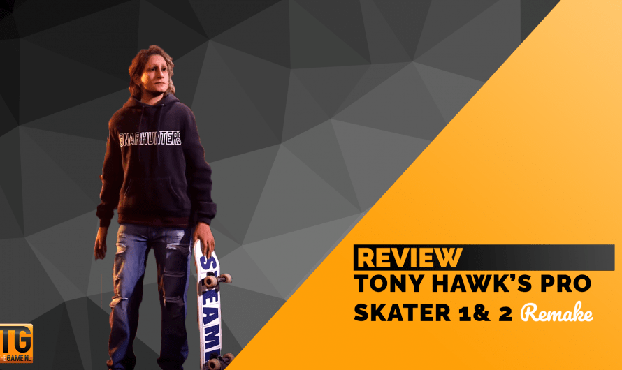 Review: Tony Hawk's Pro Skater 1+2 remake