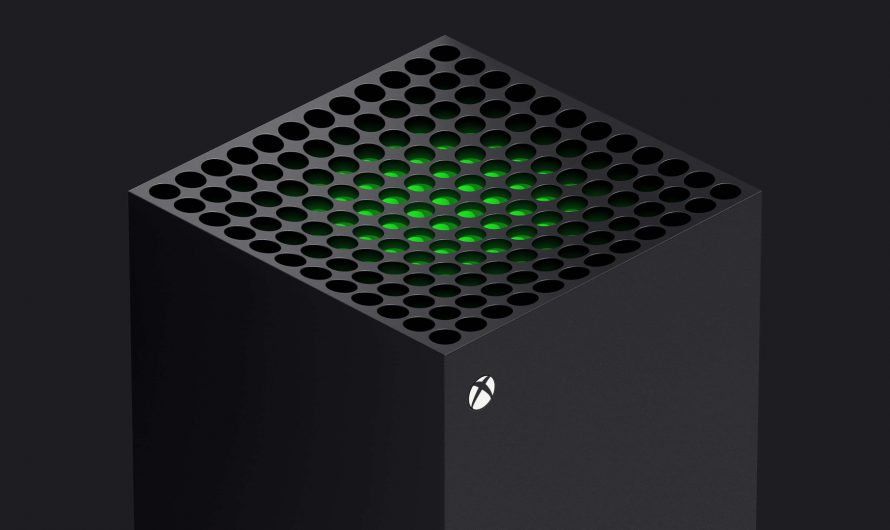 Is dit de Xbox Series X box art?