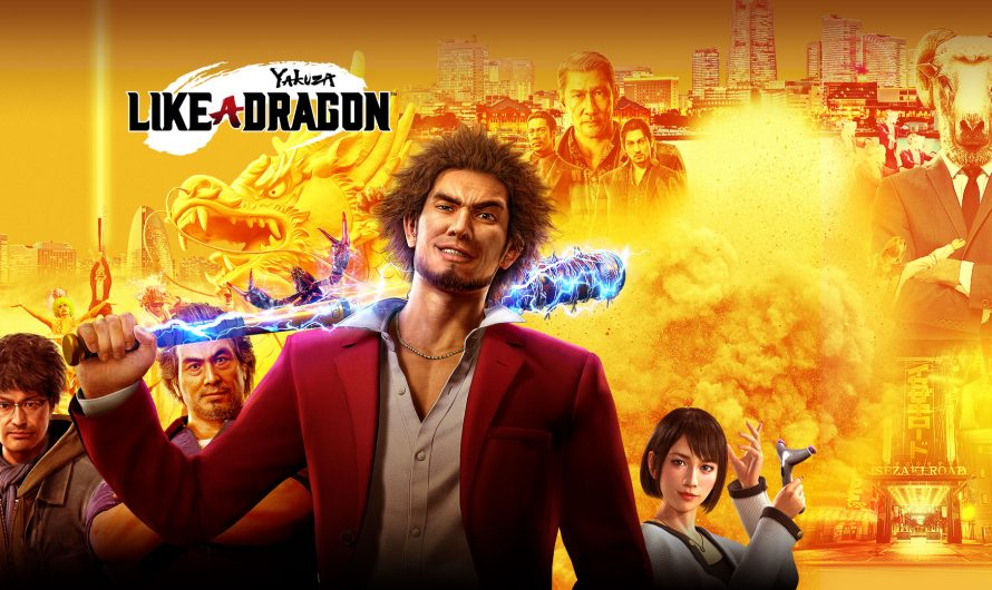 Ook Yakuza: Like A Dragon verschijnt eerder