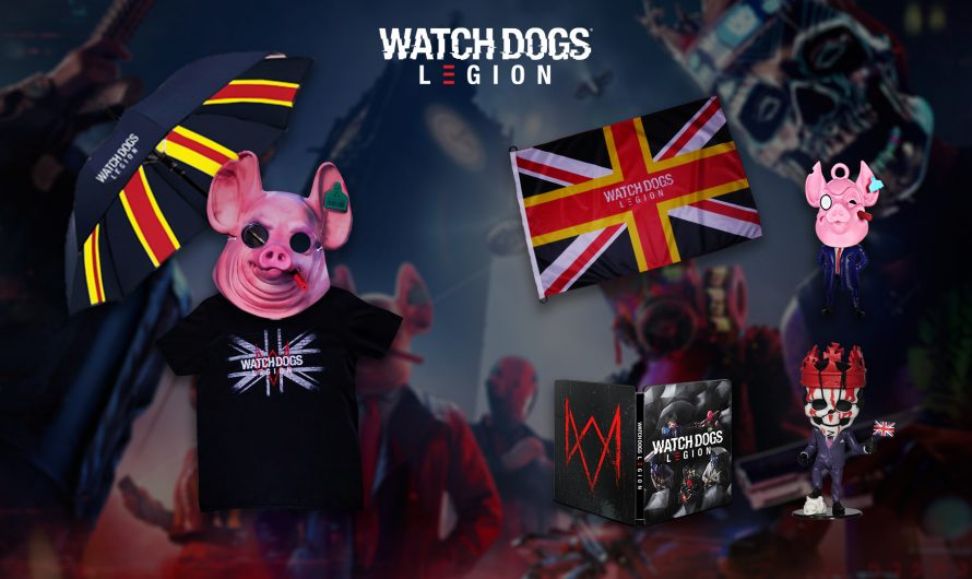 Prijsvraag: Win een Watch Dogs Legion goodiepakket!