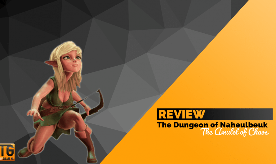 Review: The Dungeon of Naheulbeuk: The Amulet of Chaos