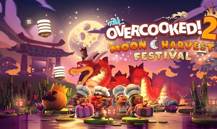 Gratis Moon Harvest update voor Overcooked! 2