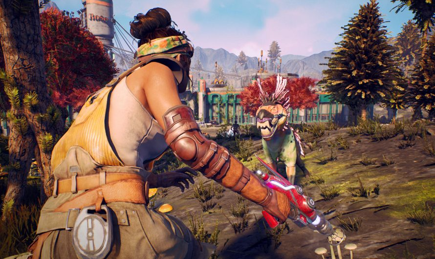 The Outer Worlds komt naar Steam