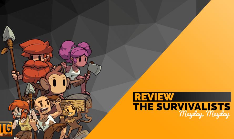 Review: Overleven met aapjes in The Survivalists