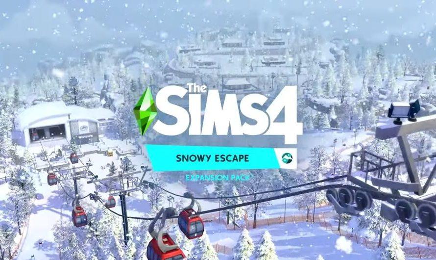 De Sims 4 komt met ijskoud uitbreidingspakket!