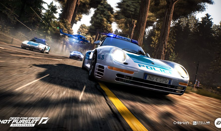 Need For Speed: Hot Pursuit Remastered aangekondigd