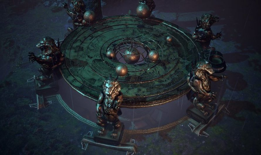 Path of Exile stelt expansion uit vanwege Cyberpunk 2077