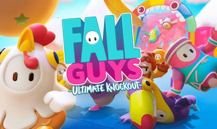 Fall Guys seizoen 2 is begonnen