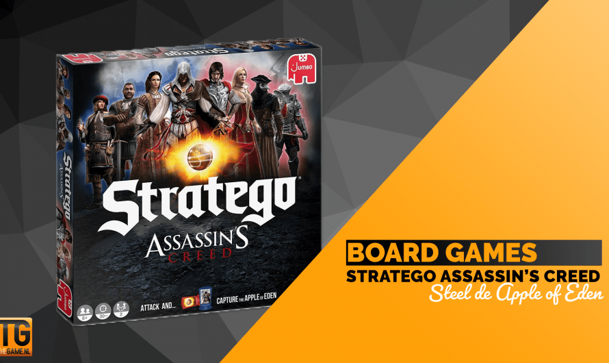 Review: Stratego – Assassin's Creed