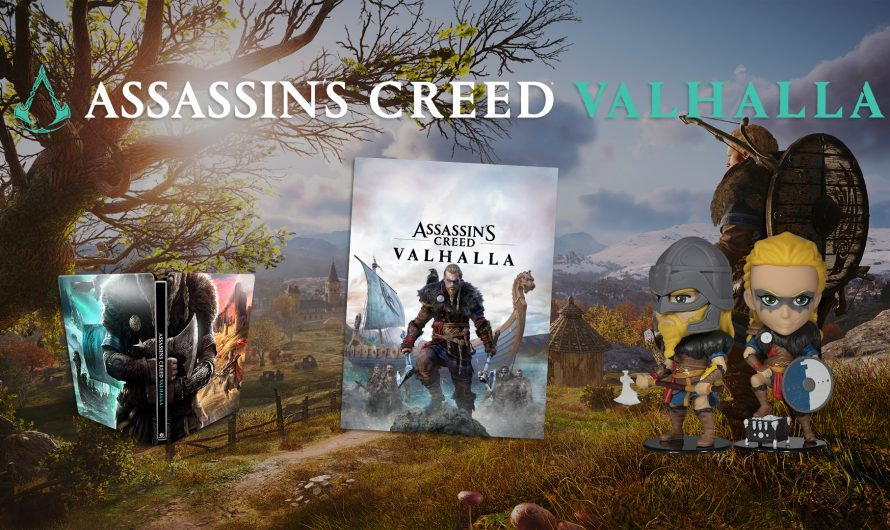 Prijsvraag: Win een Assassin's Creed Valhalla goodiepakket!