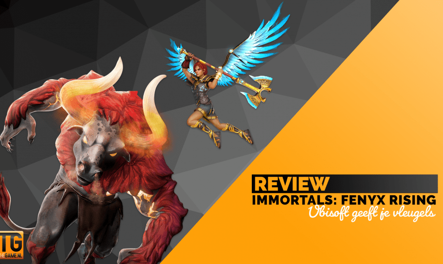Review: Immortals: Fenyx Rising