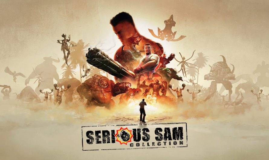 Serious Sam Collection komt naar Switch