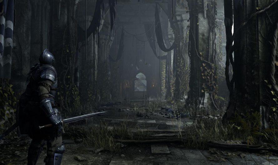 Demon's Souls legt de lat hoog voor next-gen