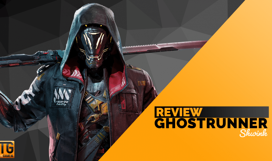 Review: Ghostrunner – Cyberpunk in november