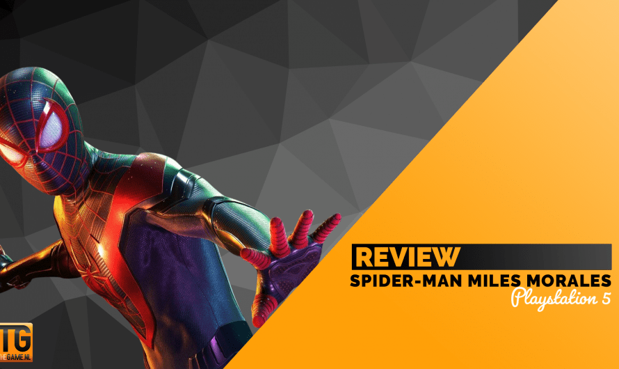Review: Spider-Man Miles Morales op Playstation 5