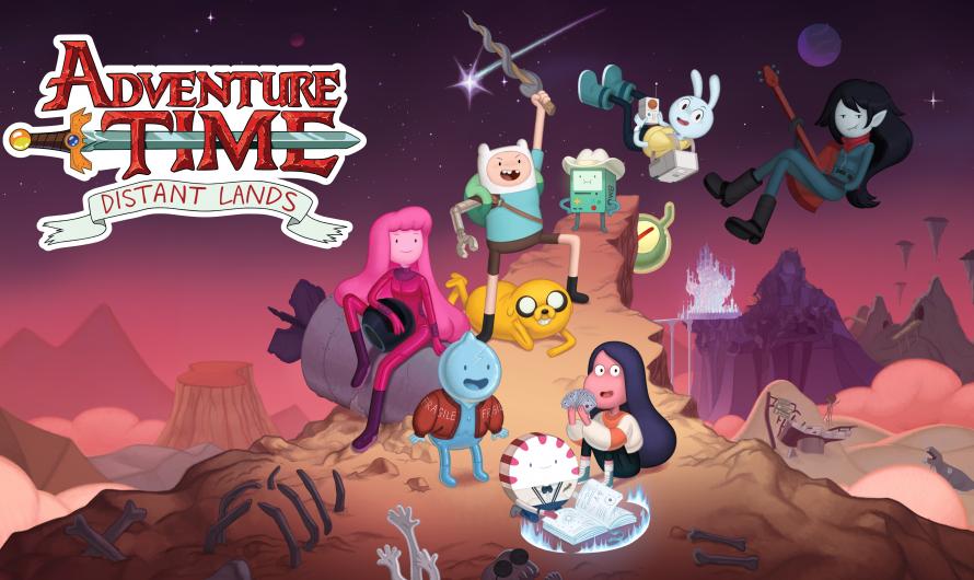 Prijsvraag: Win Adventure Time kerstgoodies!