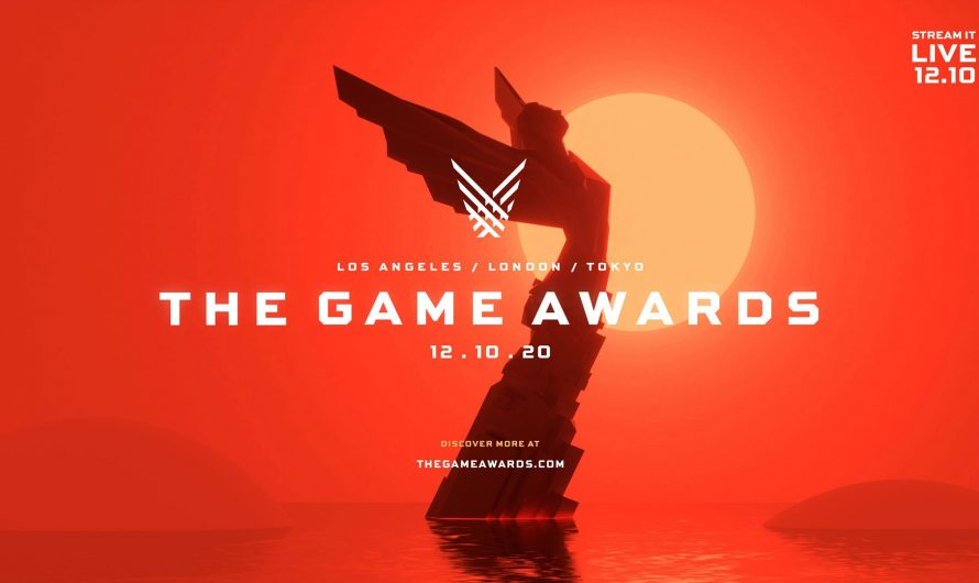 Vannacht beginnen The Game Awards 2020!