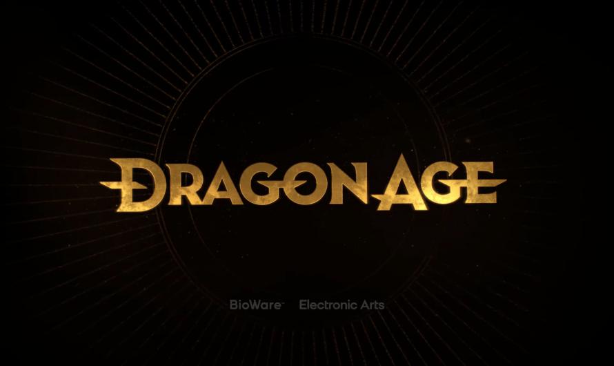 Nieuwe Dragon Age beelden getoond tijdens The Game Awards