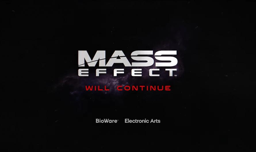 BioWare toont beelden van een nieuwe Mass Effect