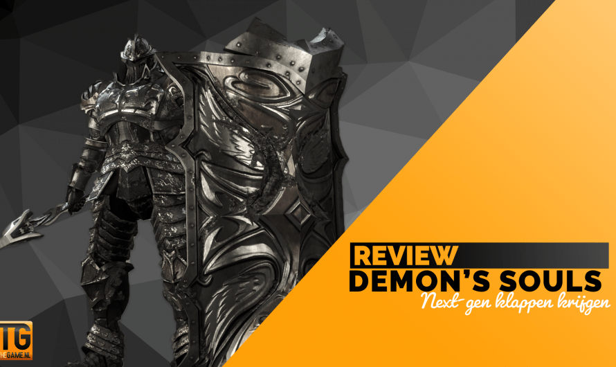 Review: Demon's Souls – You Died in 4K