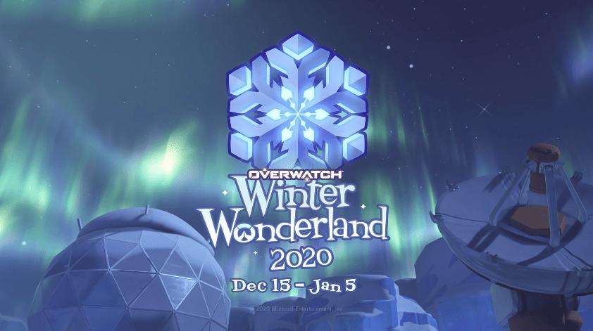 Overwatch en zijn Winter Wonderland Event 2020