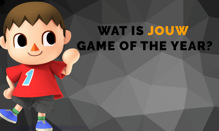 Wat is jouw Game of the Year?