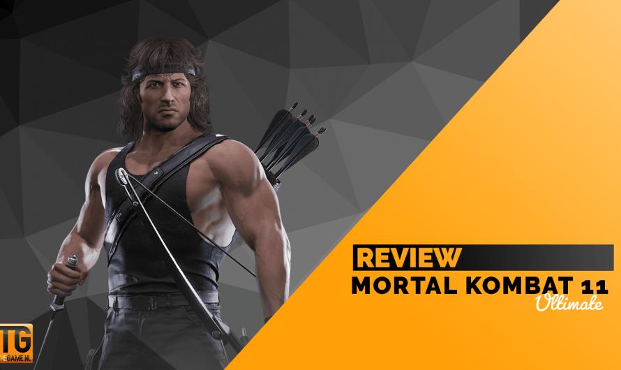 Review: Mortal Kombat 11 Ultimate