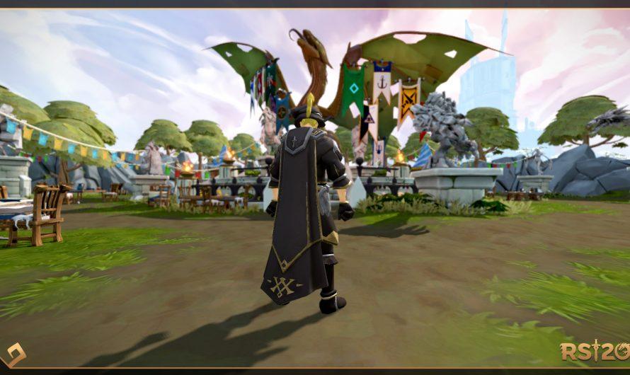 RuneScape viert twintigste verjaardag
