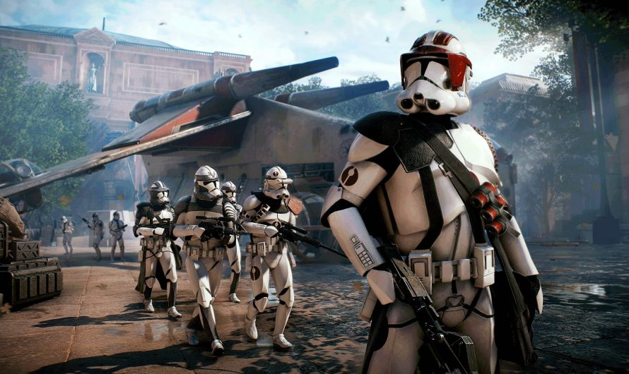 Ubisoft werkt aan Open-World Star Wars game