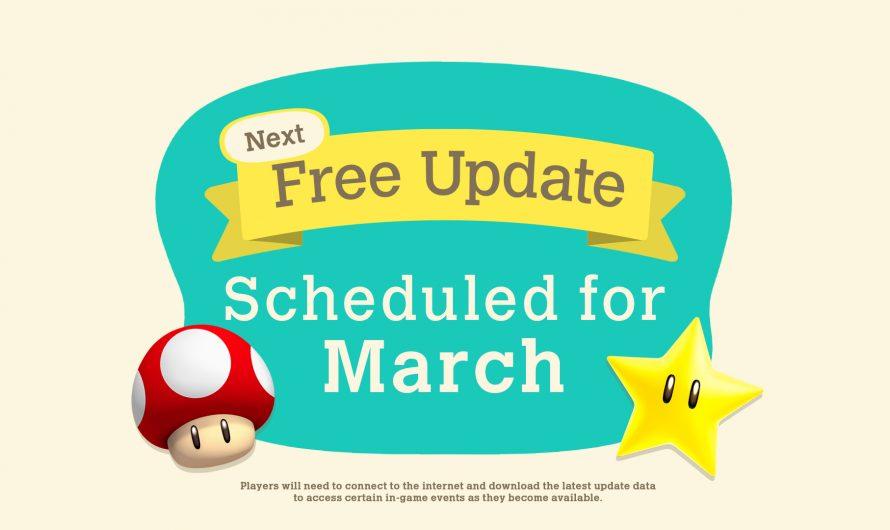 Animal Crossing: New Horizons ontmoet Super Mario!