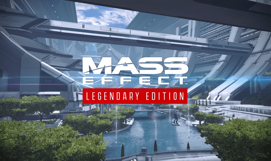 Mass Effect Legendary Edition verschijnt 14 mei