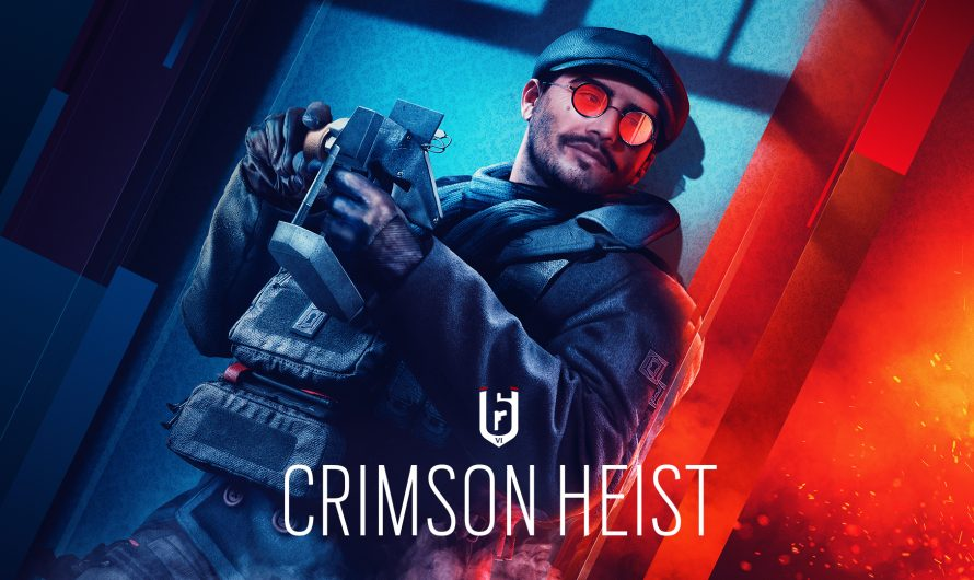 Rainbox Six Siege Crimson Heist live op PC Test Server