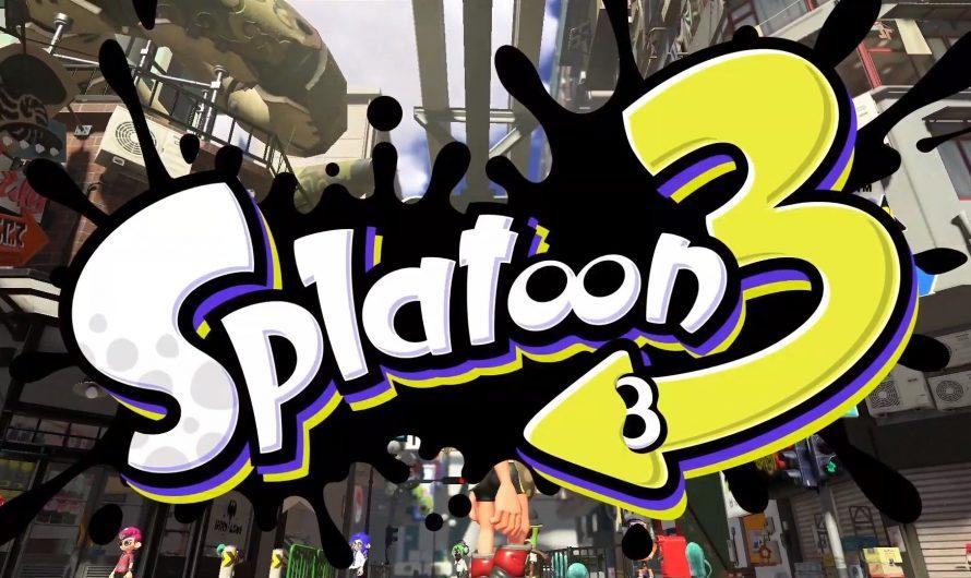 Splatoon 3 officieel onthuld voor release in 2022