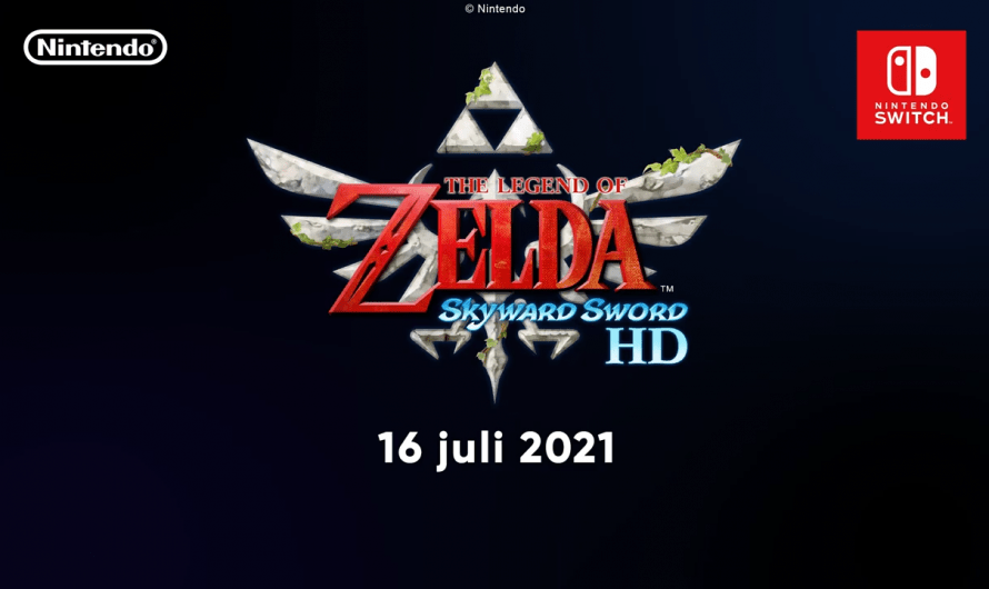The Legend of Zelda: Skyward Sword HD naar Nintendo Switch!