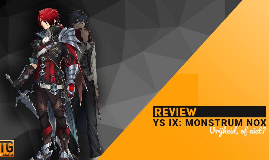 Review: Ys IX Monstrum Nox – Smite the Darkness