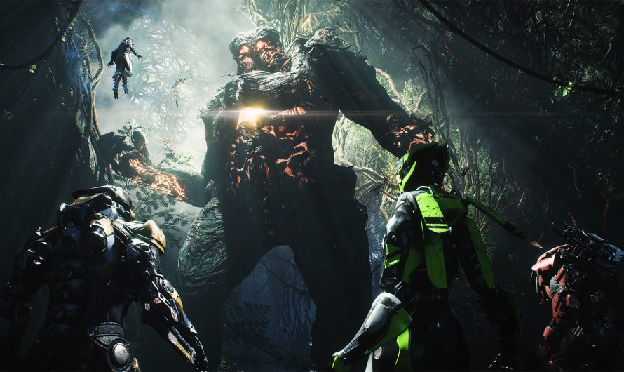 Anthem Next development beëindigd