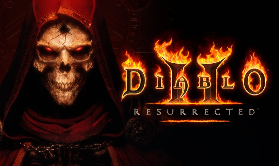 Diablo 2: Resurrected dit jaar naar PC en consoles