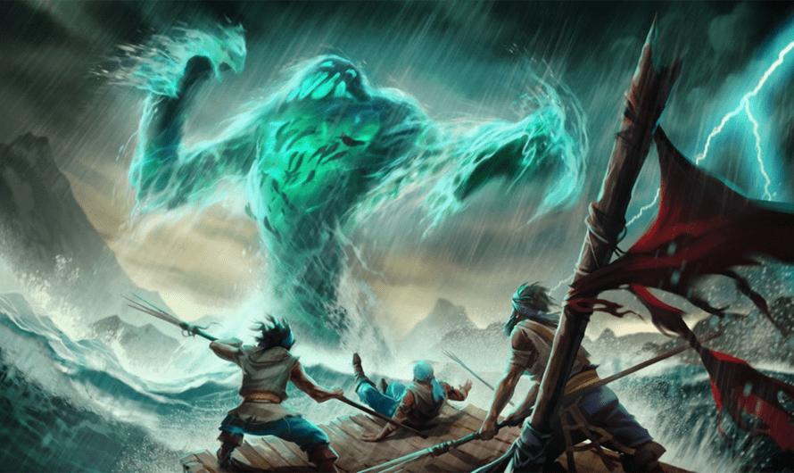Old School RuneScape introduceert Tempoross, de Fishing Boss