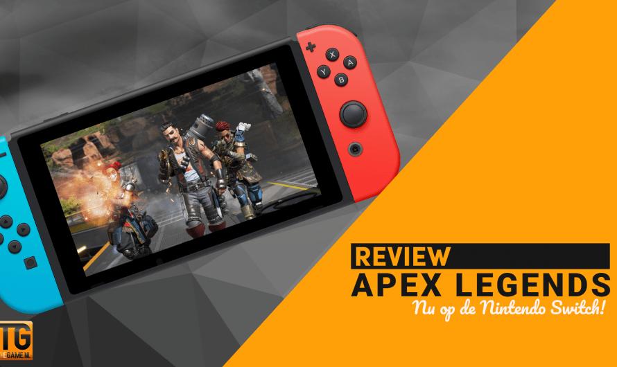Review: Apex Legends op Nintendo Switch