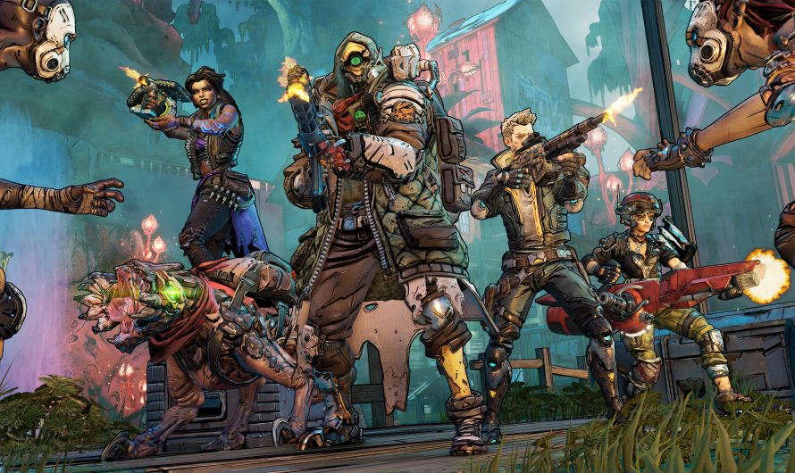 Borderlands 3: Director's Cut onderweg naar de Switch?