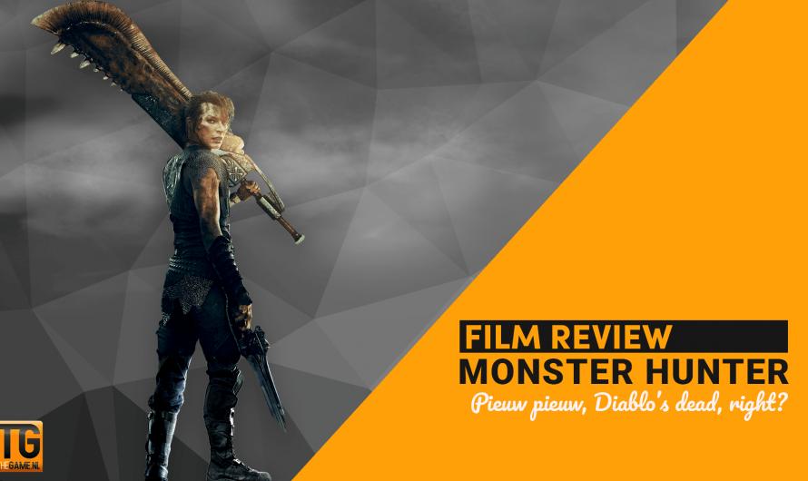 Film Recensie: Monster Hunter