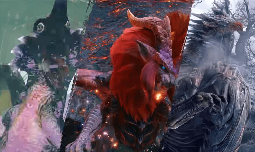 Nieuwe monsters en meer vanaf nu in Monster Hunter Rise
