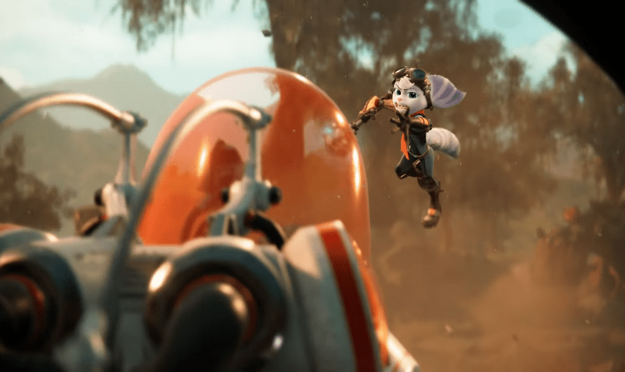 Maak kennis met Rivet in Ratchet and Clank: Rift Apart