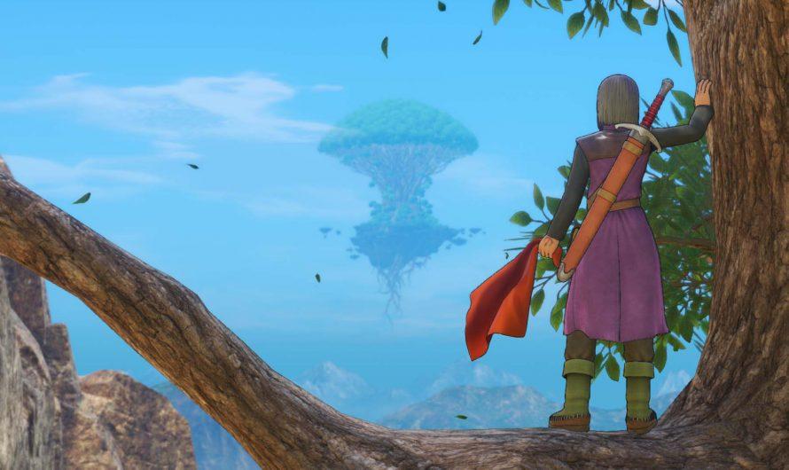 Nieuwe Dragon Quest wordt op 27 mei onthuld