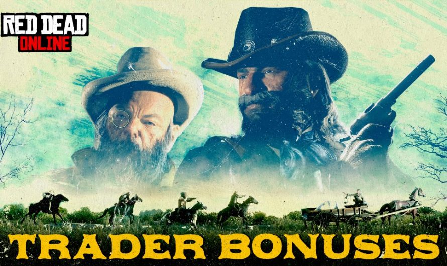 Red Dead: Online loont Trader spelers
