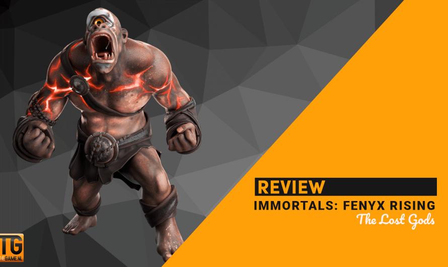 Review: Immortals: Fenyx Rising: The Lost Gods