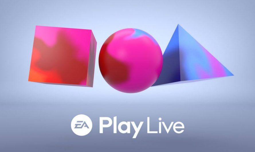 EA Play Live keert terug op 22 juli