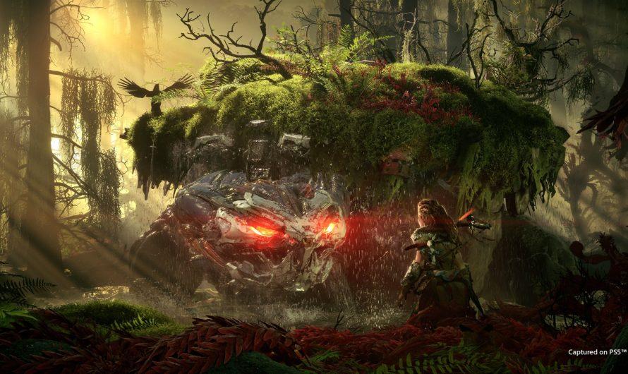 Horizon Forbidden West gameplay wordt donderdag getoond