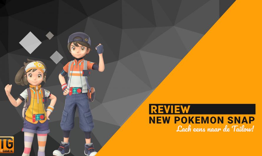 Review: New Pokémon Snap: Lach eens naar de Taillow