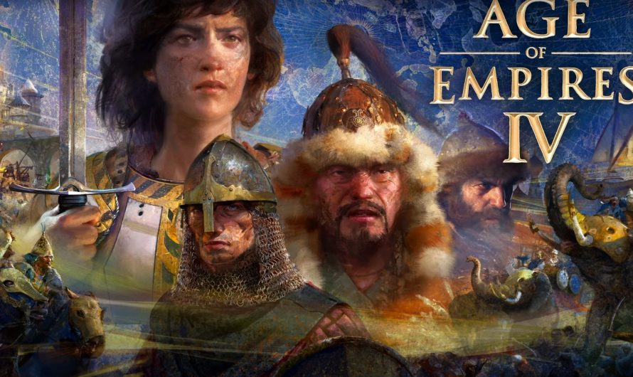 Age of Empires 4 komt eindelijk uit op 28 oktober